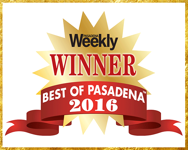 Best of Pasadena 2016